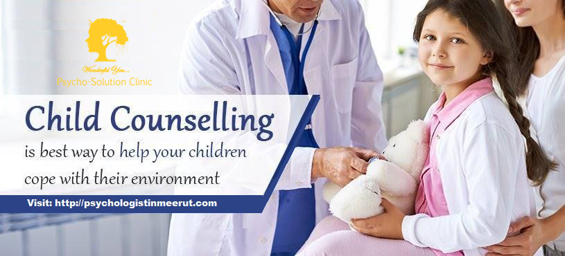 child counselor in meerut